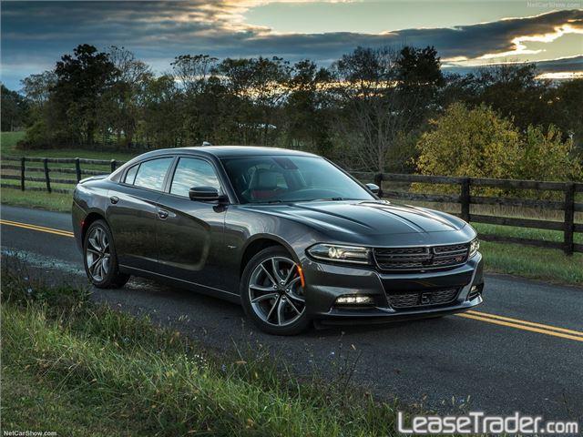 2018 Dodge Charger SXT Sedan Side