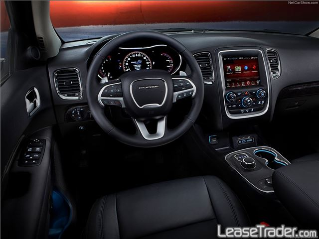 2018 Dodge Durango SXT Interior