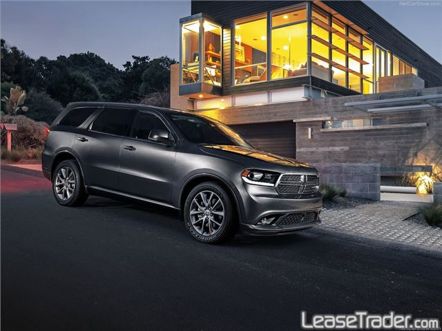 2018 Dodge Durango SXT Side