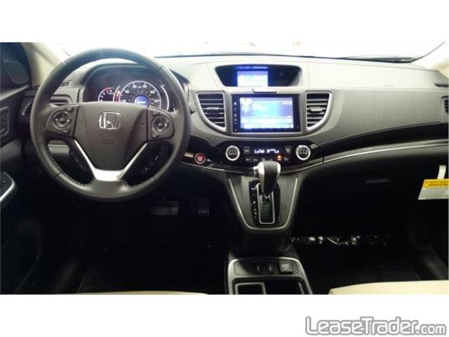 2018 Honda CRV LX Dashboard