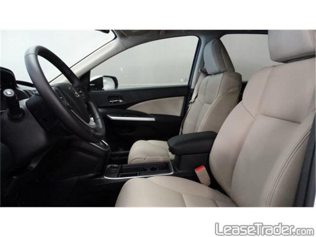 2018 Honda CRV LX Interior