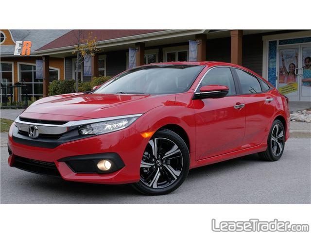 2018 Honda Civic EX Side