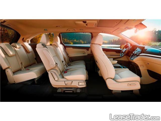 2018 Honda Odyssey LX Interior