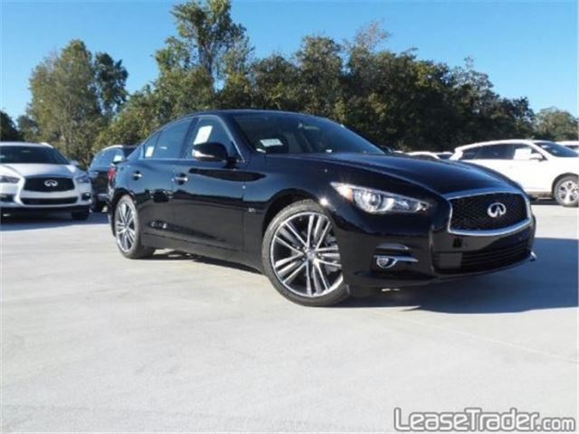 2018 Infiniti Q50 2.0t Pure Front