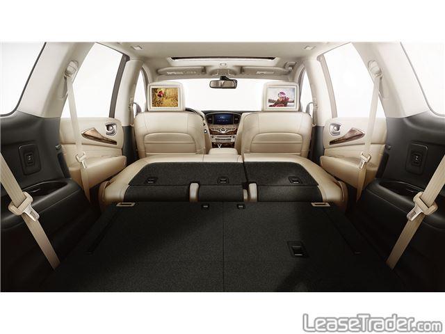 2018 Infiniti QX60 SUV Interior