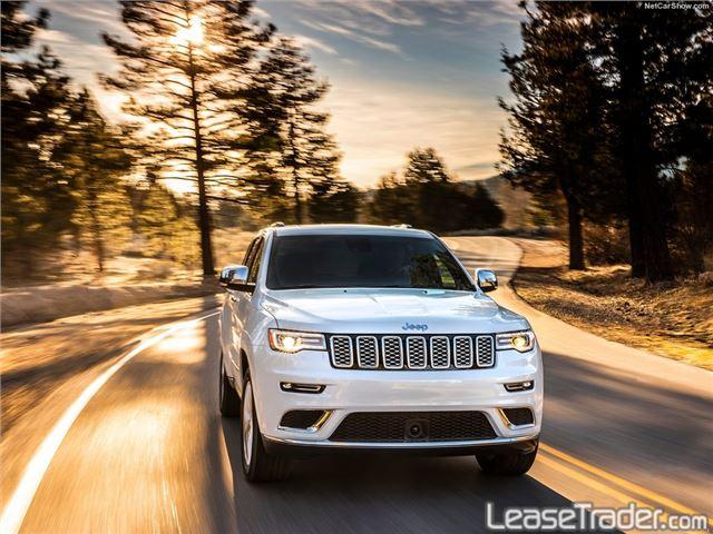 2018 Jeep Grand Cherokee Laredo Front