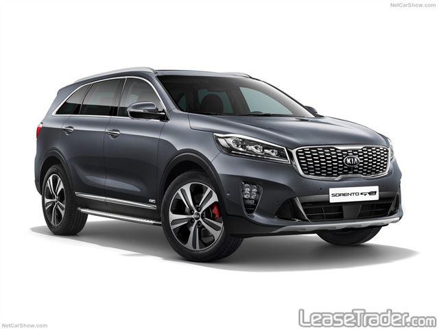 2018 Kia Sorento LX SUV Front