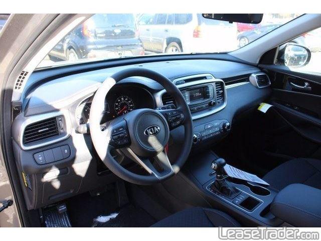 2018 Kia Sorento LX SUV Interior