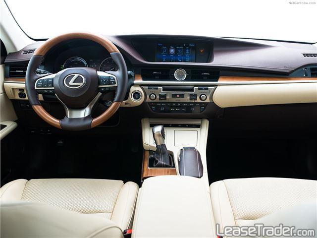 2018 Lexus ES 350 Dashboard