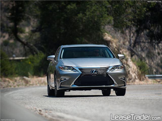 2018 Lexus ES 350 Front