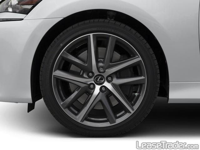2018 Lexus GS 350 Interior