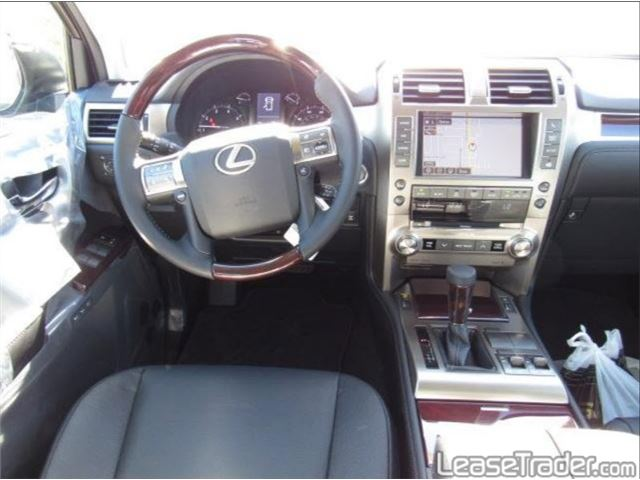 2018 Lexus GX 460 Luxury Dashboard
