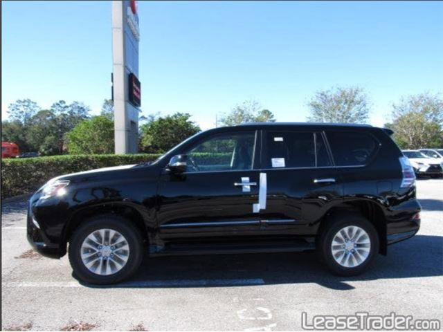 2018 Lexus GX 460 Luxury Side