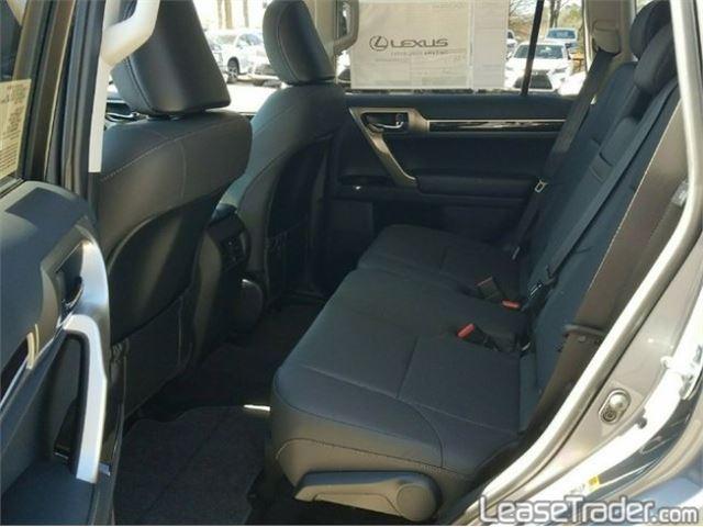 2018 Lexus GX 460 SUV Interior