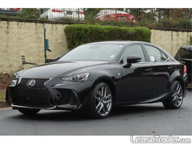 2018 Lexus IS 300 Front