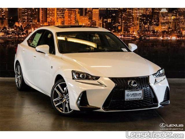 2018 Lexus IS 300 Front