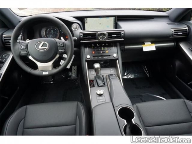 2018 Lexus IS 300 Interior