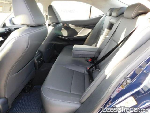 2018 Lexus IS 300 Interior