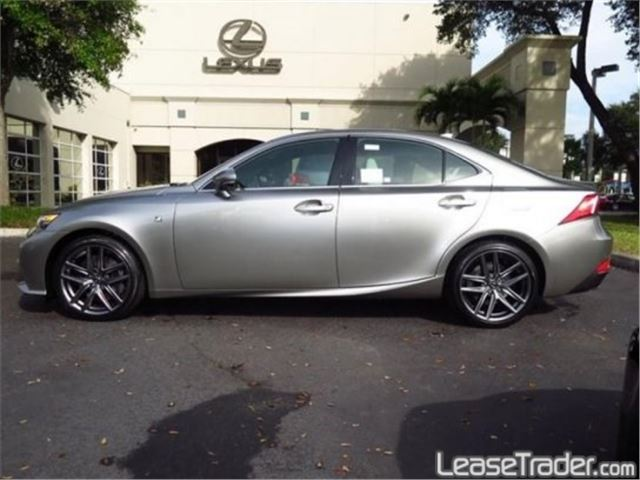 2018 Lexus IS 300 Side