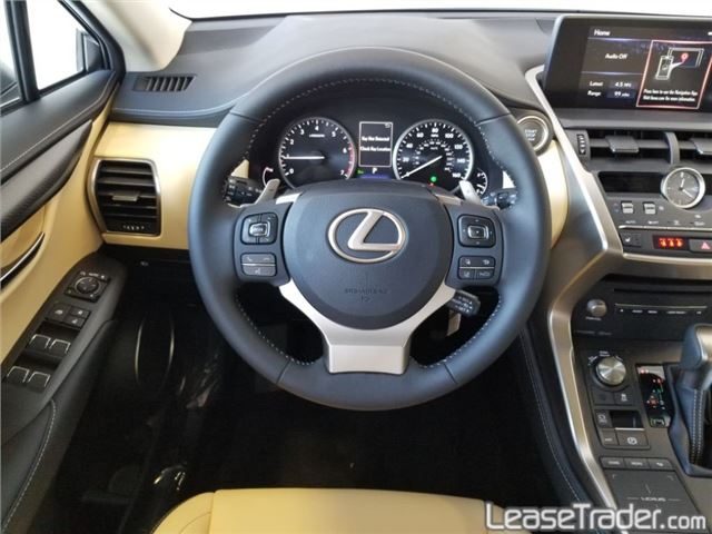 2018 Lexus NX Series NX 300 Dashboard
