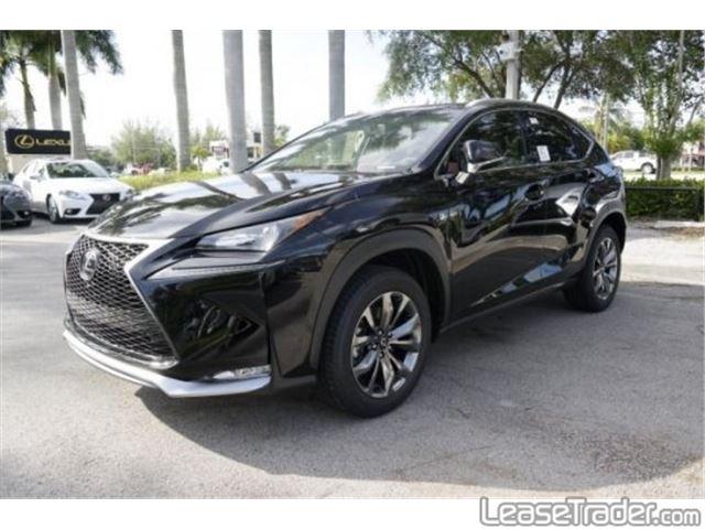 2018 Lexus NX Series NX 300 Front