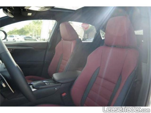 2018 Lexus NX Series NX 300 Interior