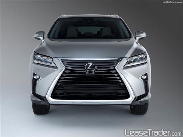 2018 Lexus RX 350L Front