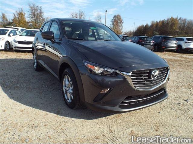 2018 Mazda CX-3 Sport Front
