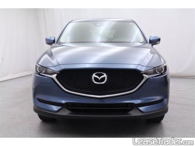 2018 Mazda CX-5 Touring Front