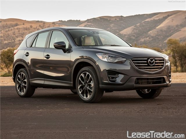 2018 Mazda CX-5 Touring Side