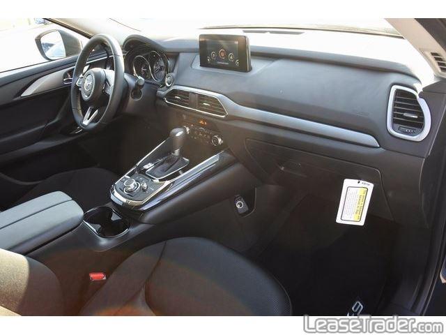 2018 Mazda CX-9 Sport Dashboard