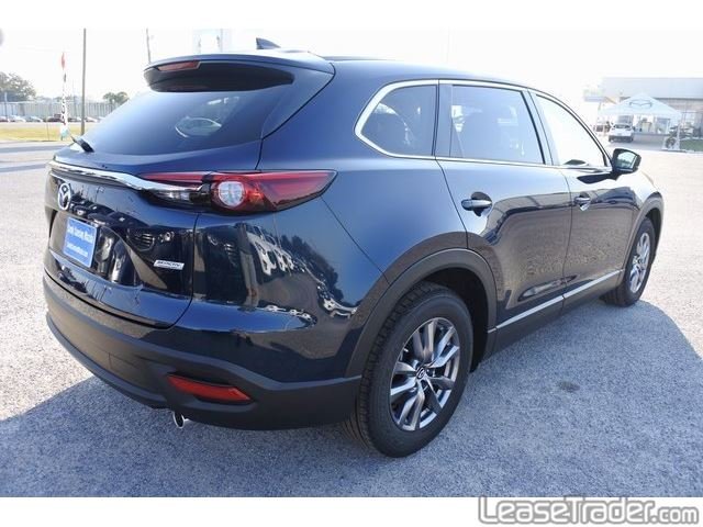 2018 Mazda CX-9 Sport Rear