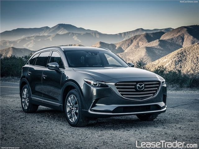2018 Mazda CX-9 Touring Front