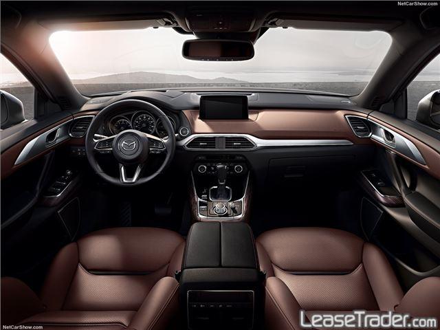 2018 Mazda CX-9 Touring Interior