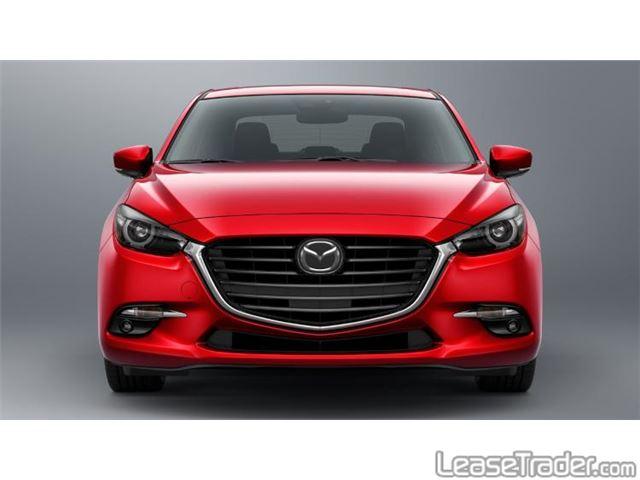 2018 Mazda Mazda3 Sport 4-DOOR Front