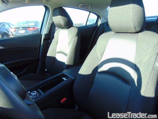 2018 Mazda Mazda3 Sport 4-DOOR Interior