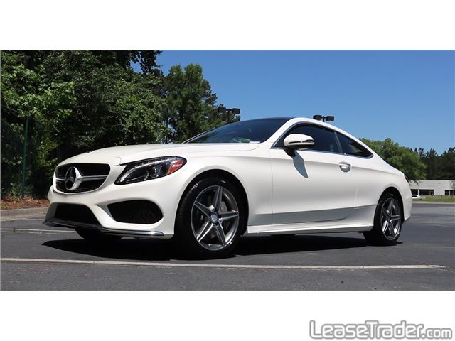 2018 Mercedes-Benz C300 Coupe