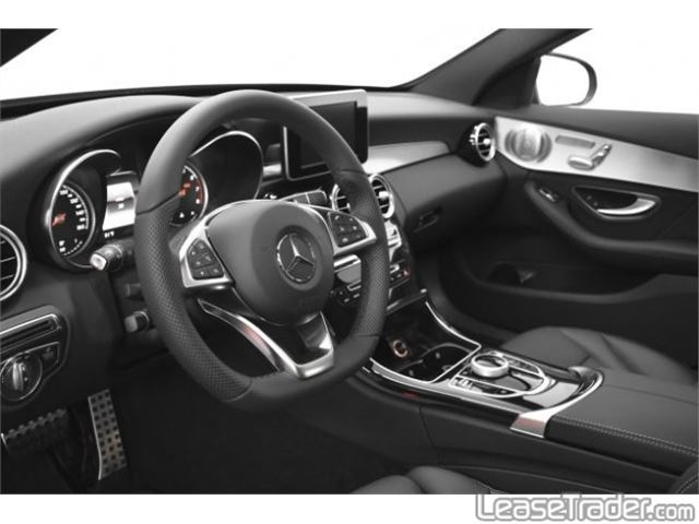 2018 Mercedes-Benz C300 Sedan Interior