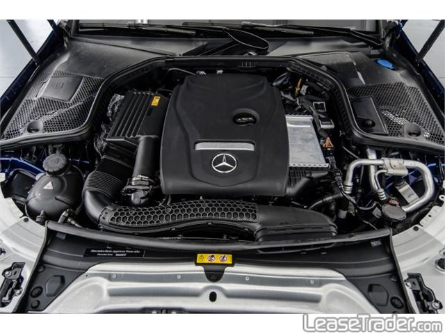 2018 Mercedes-Benz C300 Sedan