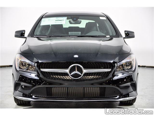 2018 Mercedes-Benz CLA250 Coupe Sedan