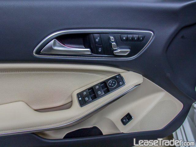 2018 Mercedes-Benz CLA250 Coupe Sedan Rear
