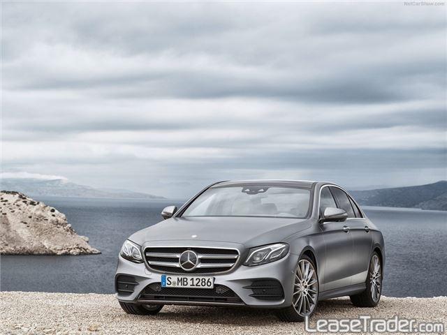 2018 Mercedes-Benz E300 4MATIC Sedan