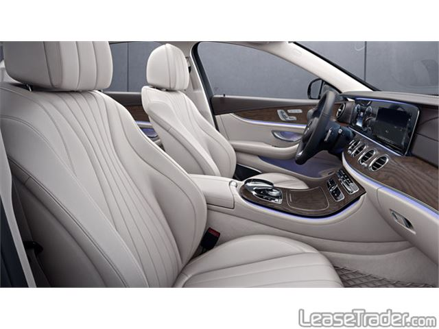2018 Mercedes-Benz E300 Sedan Interior