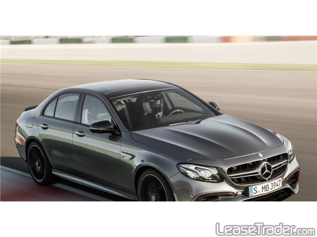 2018 Mercedes-Benz E300 Sedan