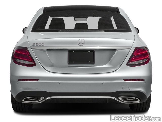 2018 Mercedes-Benz E300 Sedan Rear
