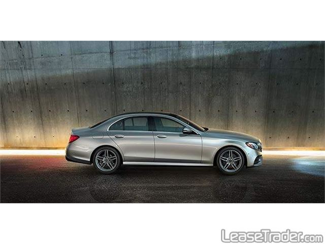 2018 Mercedes-Benz E300 Sedan Side