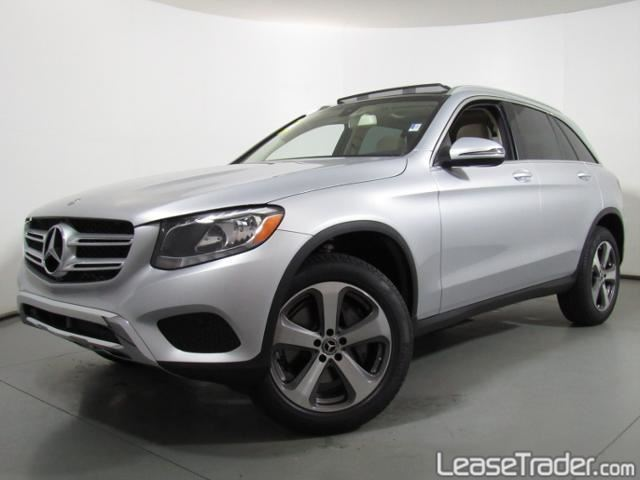 2018 Mercedes-Benz GLC300 SUV