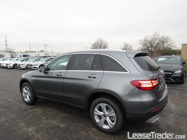 2018 Mercedes-Benz GLC300 SUV Side