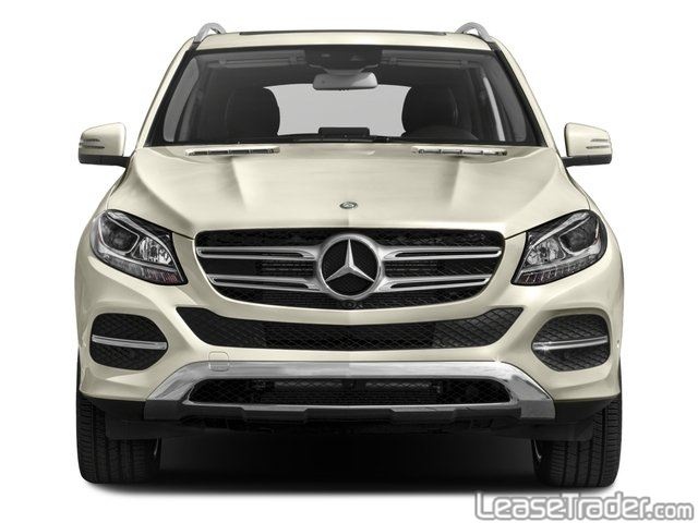 2018 Mercedes-Benz GLE350 SUV Front