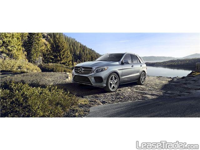 2018 Mercedes-Benz GLE350 SUV